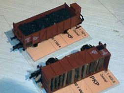 Karty wagonowe